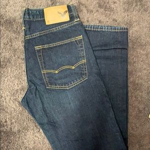 American eagle jeans 28x30